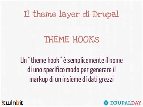 drupal theme hook exle drupal 7 theming avanzato