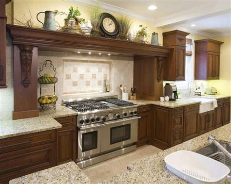 above kitchen cabinet decorations backsplash above cabinets home design ideas pictures