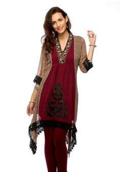 Atalla Tunik By Fa Fashion 1 s indo western on patiala tunics and cotton