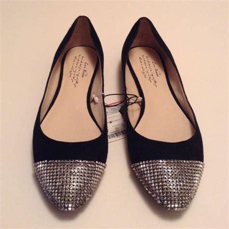zara shoes size zara brand new studded zara flat shoes size 6 1 2 from