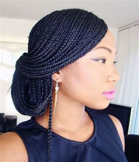 box braids type of hair 17 creative african hair braiding styles pretty designs