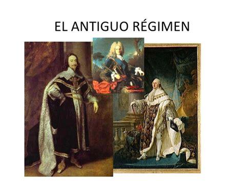 el antiguo regimen y el antiguo r 233 gimen