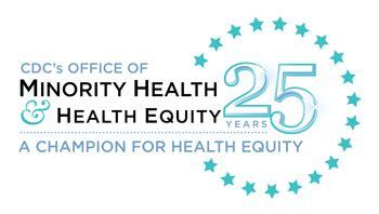 Office Of Minority Health by Gesti 211 N En Salud P 218 Blica Cdc Blogs Conversations In