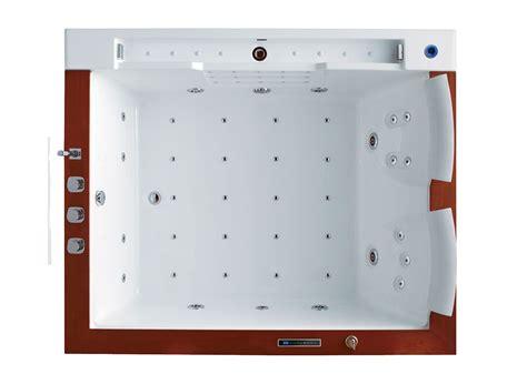 baignoire balneo encastrable baignoire baln 233 o rectangulaire 190x160 encastrable