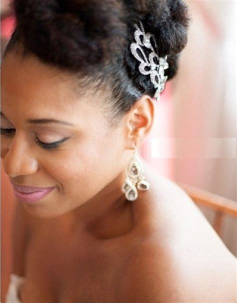 Wedding Hairstyles For Black Hair 2016 by Wedding Hairstyles For Black Hair 2017 Hairstyles