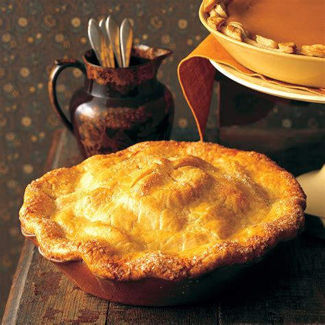 fashioned apple pie