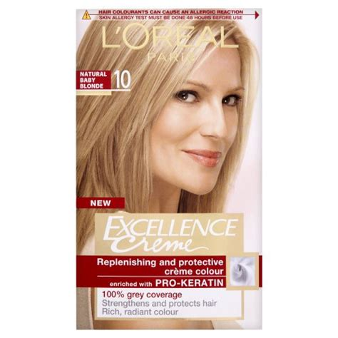 10 hair color 5011408065022 ean l oreal excellence permanent hair