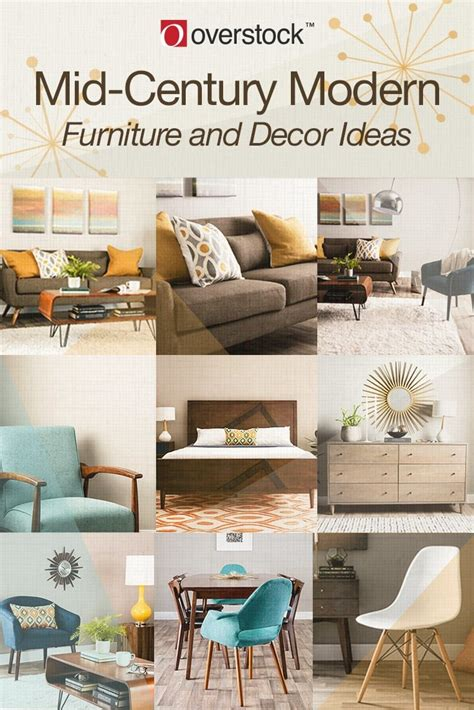 modern furniture and accessories trend alert mid century modern furniture and decor ideas overstock