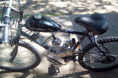 motor powered bicycle 301 moved permanently