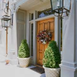 Front Door Potted Plants Home Exteriors Front Door Potted Plants Potted Shrubs By Front Door Exterior Ideas Interior