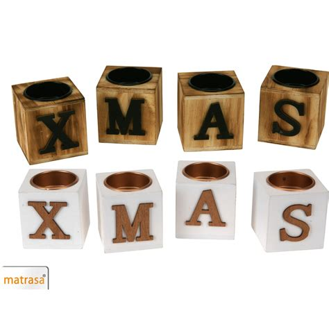 kerzenhalter aus holz kerzenhalter holz weihnachten bvrao