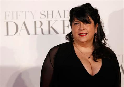 e l james fifty shades darker a darker film says author and