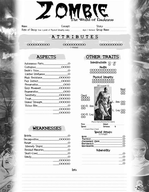mrgone s character sheets new world of darkness