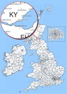 map of including cities editable uk postcode area map with towns and cities