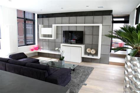Loft Moderne Salon by E Cube Lofts 224 Vendre Et 224 Louer 224 Lille Euratechnologie