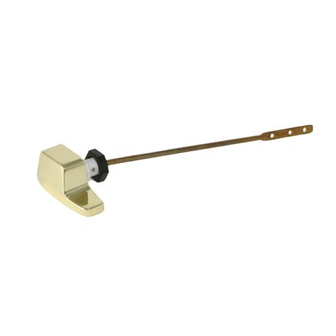 jag plumbing products side mount toilet tank lever for