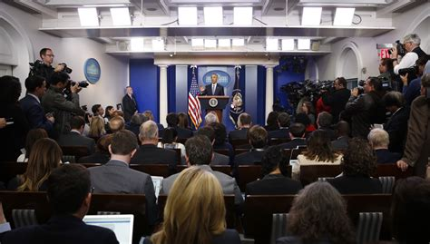 white house news donald trump s team hints white house press room may be