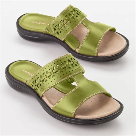 and barrow sandals new green s sandals barrow size 8 womens