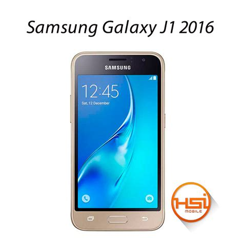 samsung galaxy j1 2016 lte 8gb hsi mobile