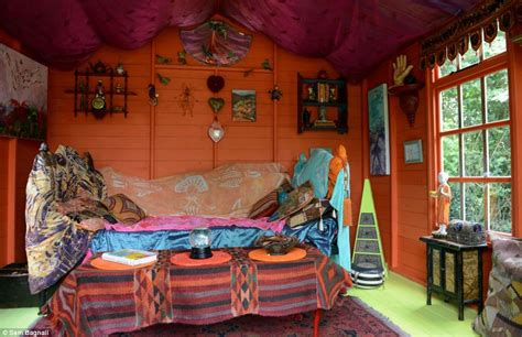 moroccan man in bed shed of the year 2014 winner is solar powered eco shack