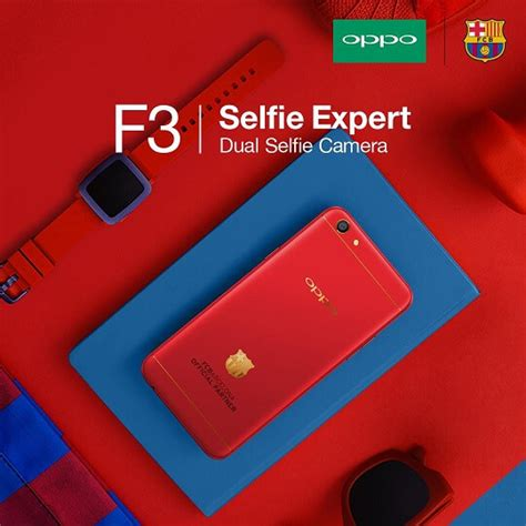 Oppo Giveaway - oppo f3 fc barcelona limited edition giveaway adobotech
