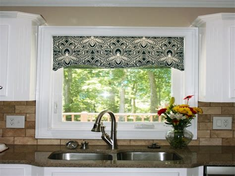 awesome kitchen curtains and valances contemporary