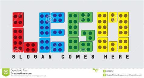 lego logo stock illustration image 39399752