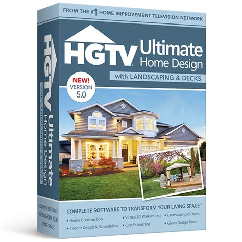 hgtv home design software 5 0 hgtv ultimate home design with landscaping decks 5 0