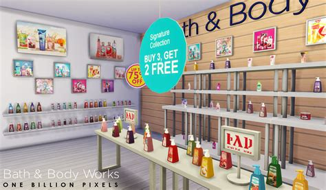 my sims 4 bath works shop set v2 sellable and compatible items with base