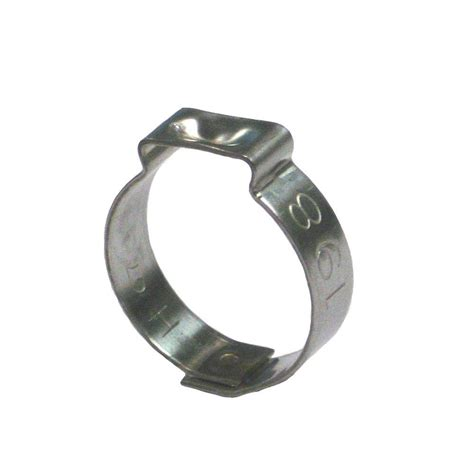 apollo   stainless steel poly pipe pinch clamps