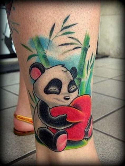tattoo de panda no pulso blog revista eletr 244 nica tatuagens maneiras