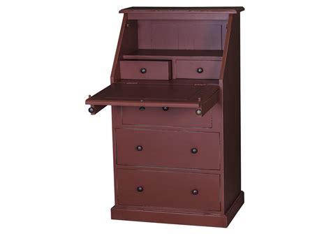 bureau secr騁aire en pin massif acheter votre bureau secr 233 taire en pin massif gris chez