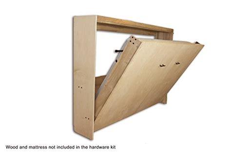 wall bed hardware twin size easy diy murphy wall bed hardware kit horizontal wall mount desertcart