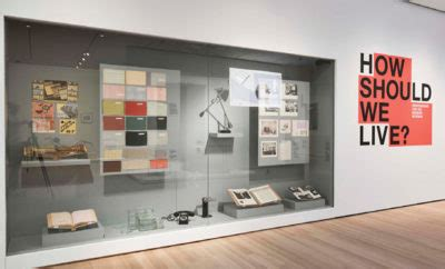 design museum london permanent collection exhibit early modernism at moma modern magazine