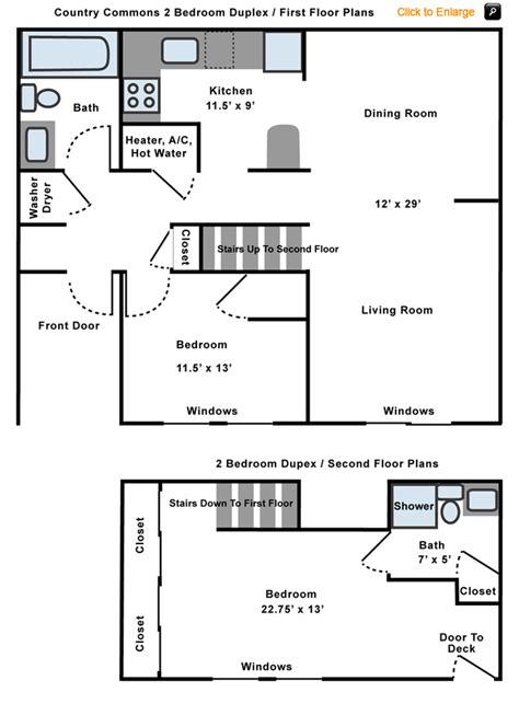 Upstairs Apartment Plans Apartments For Rent One Bedroom Two Bedroom Duplex