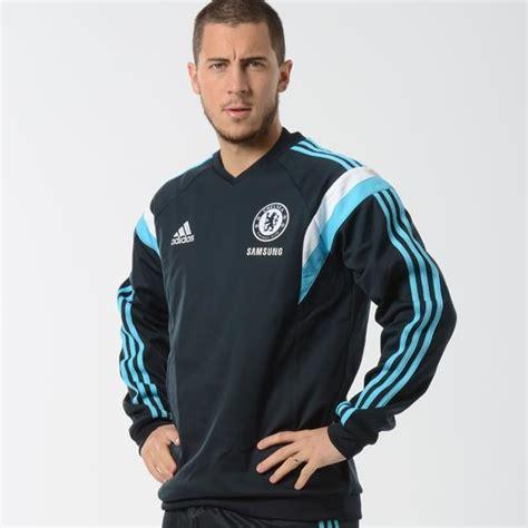 Sweater Chelsea 2015 on quot sweater latihan chelsea 2014 2015 hazardeden10 http t co ky3brmhxja quot