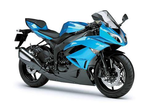 Kawasaki Motorbike by Wallpapers Kawasaki Zx 6r Bike