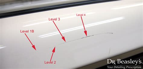 buffing light scratches out of a car surface science car scratches