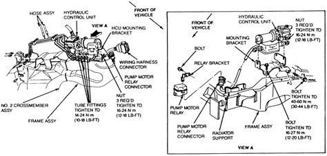 service manual repair anti lock braking 1998 ford escort parental controls service manual repair guides anti lock brake system hydraulic control unit hcu autozone com