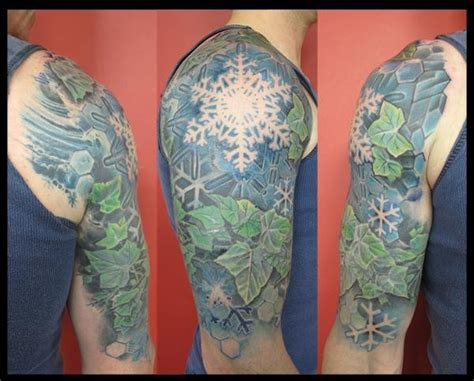 nature tattoo sleeve nature half sleeve tattoos www imgkid the image
