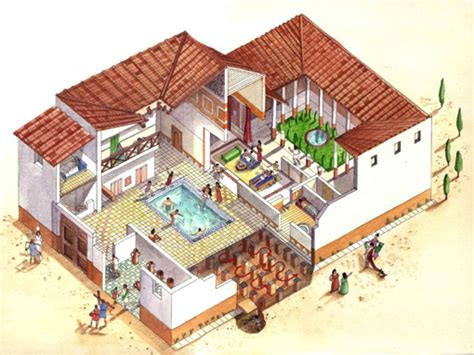 ancient roman house floor plan ancient roman villa roman villa floor plan roman villa