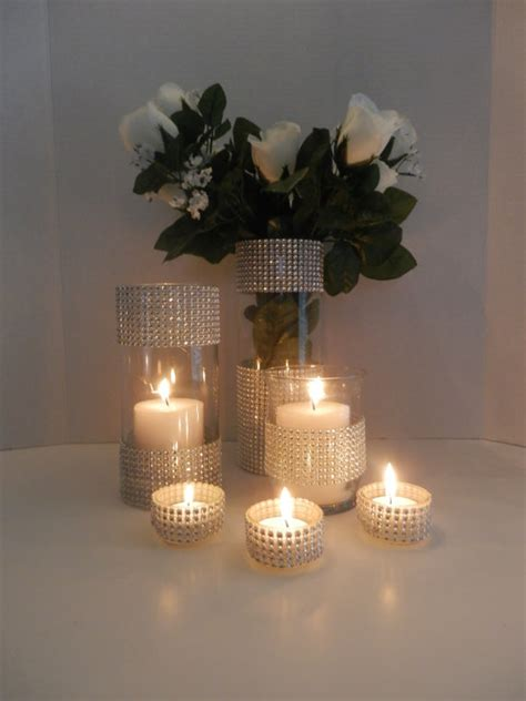 candle centerpieces for home wedding centerpiece home decorations candle holder