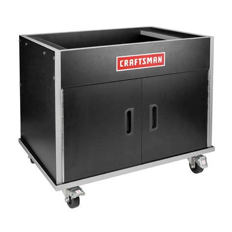 sears premium die cast aluminum router table 3761 craftsman premium router table base cabinet sears