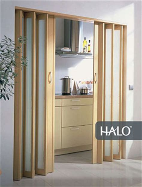 Retractable Room Divider Residential Accordion Doors On