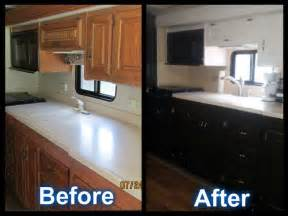 Rv Remodeling Ideas Photos Rv Before And After Rv Pinterest Kitchen Renovations