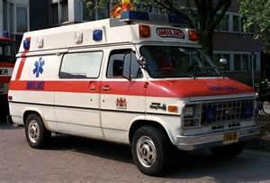 ambulance photos chevrolet chevy ambulance leerdam