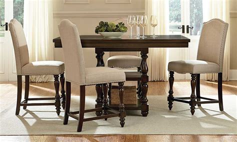 typical dining table height fiininfo counter height dining set with leaf into the glass