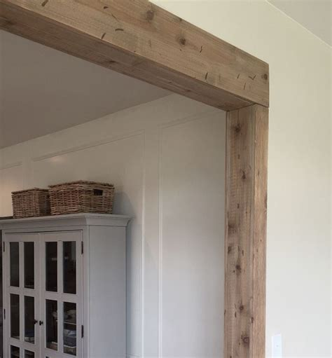 faux beams faux barn wood beam doorway faux wood beams beams and woods
