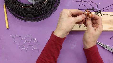 wire animal sculptures materials tools  techniques