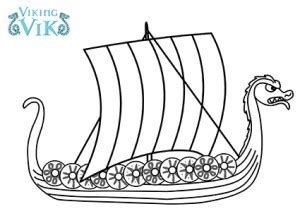 how to draw a longboat viking longboat drawing www pixshark images